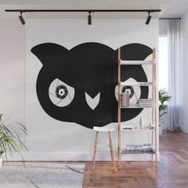 Owl Eugene Belsky Photography Wall Mural
