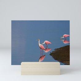 The Guide Mini Art Print