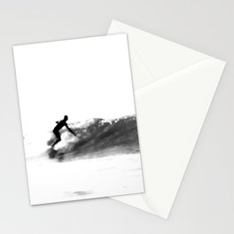 Anonymous Surfer Stationery Cards
