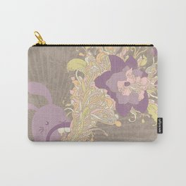 everything's coming out roses Carry-All Pouch
