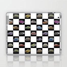 Crazy Car Art 0158 Laptop & iPad Skin