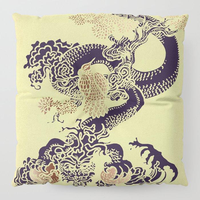 Shen-Lung Floor Pillow
