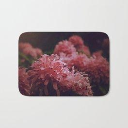 Pink Bellingrath Floral Bath Mat