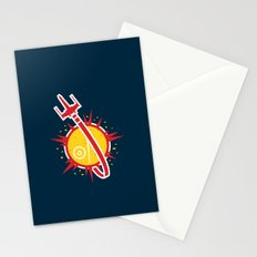 Great Shot, Kid! Stationery Cards