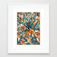 splash Framed Art Prints featuring Splash by Danny Ivan