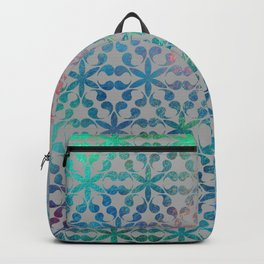 Flower of Life Variation - pattern 3 Backpack