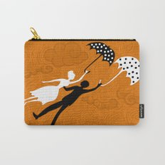 I love you let's fly Carry-All Pouch