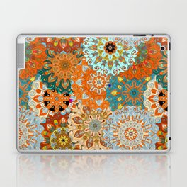 Boho Mandela Pattern 1 Laptop & iPad Skin