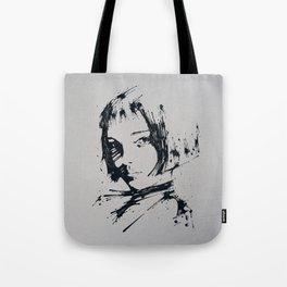 Splaaash Series - Talie Ink Tote Bag