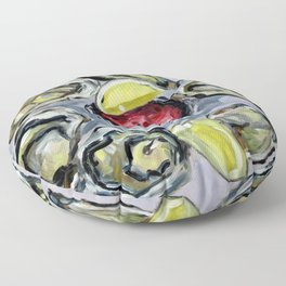 Oysters Floor Pillow