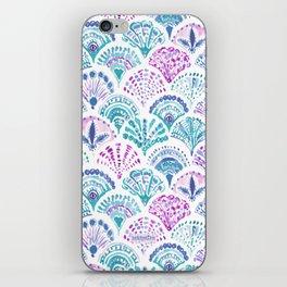 SHELL OUT Boho Mermaid Scales iPhone Skin