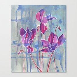 Soft Surrender  Canvas Print