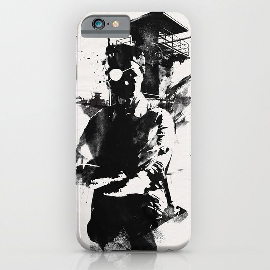 Once I was the govenor iPhone & iPod Case