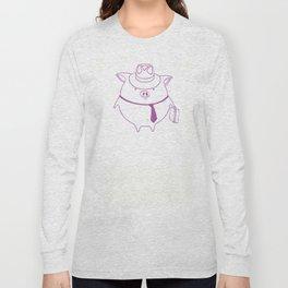 piggy 01 Long Sleeve T-shirt