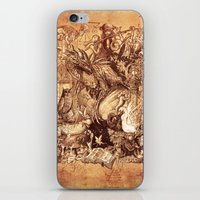 medieval iPhone & iPod Skins featuring Medieval by TheMagicWarrior