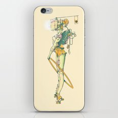 Distraction iPhone & iPod Skin