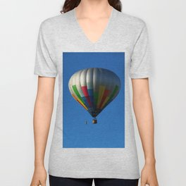 Up Up In The Air Unisex V-Neck
