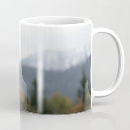 Look who's complaining, funny goat photo Coffee Mug