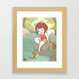 Chippe Framed Art Print