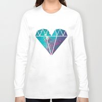 lucy Long Sleeve T-shirts featuring Lucy by Rittsu
