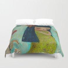 A Little Mermaid Duvet Cover