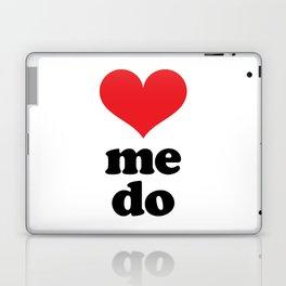Love Me Do Laptop & iPad Skin