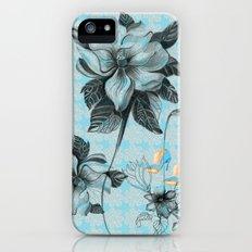 Flowers 2 iPhone (5, 5s) Slim Case