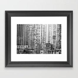 Panamá - Paitilla Framed Art Print