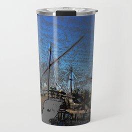 ships Travel Mug