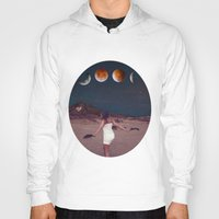 planets Hoodies featuring Planets by Cs025