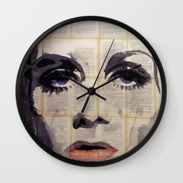 Immortal beauties Wall Clock