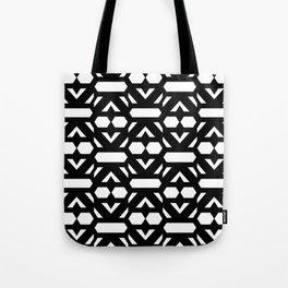 LETTERNS - N - Wide Latin Tote Bag