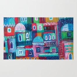 Mosaic City Rug