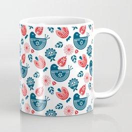 Hygge Pattern Coffee Mug
