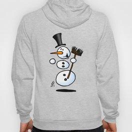 Dancing snowman Hoody