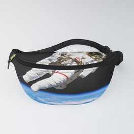 Astronaut Bruce McCandless Floating Free Fanny Pack