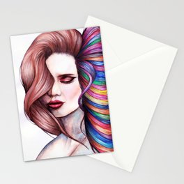 Creativity Is Contagious Stationery Cards