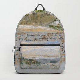 Samuel Palmer - Guildford - Digital Remastered Edition Backpack