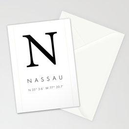 25North Nassau Stationery Cards