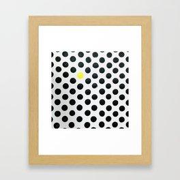 The Devin Framed Art Print