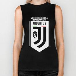 Slogan Juventus Biker Tank