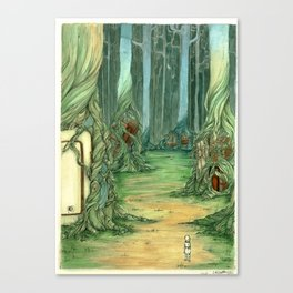 What Trees Do Canvas Print