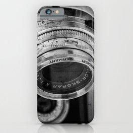 Classic Lenses iPhone Case
