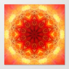 Energy within Canvas Print
