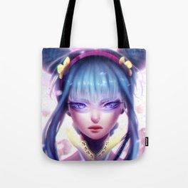 GIRL - 日本アニメ Tote Bag