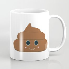 Happy poo Coffee Mug