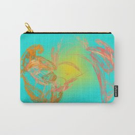 two of us / dancing arround the sun Carry-All Pouch