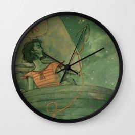 Knight of Cups Wall Clock