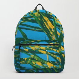 Palm tree V5 #society6 Backpack