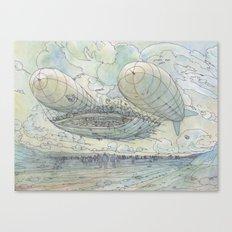 Il Tappeto Volante Canvas Print
